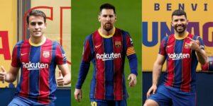 La situación financiera del FC Barcelona es tan mala que no puede volver a fichar a Lionel Messi —ni registrar nuevas contrataciones— hasta que venda algunas de sus estrellas con mayores ingresos