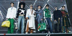 BTS modela la nueva colección otoño-invierno de Louis Vuitton —y así lució cada integrante de la banda de k-pop
