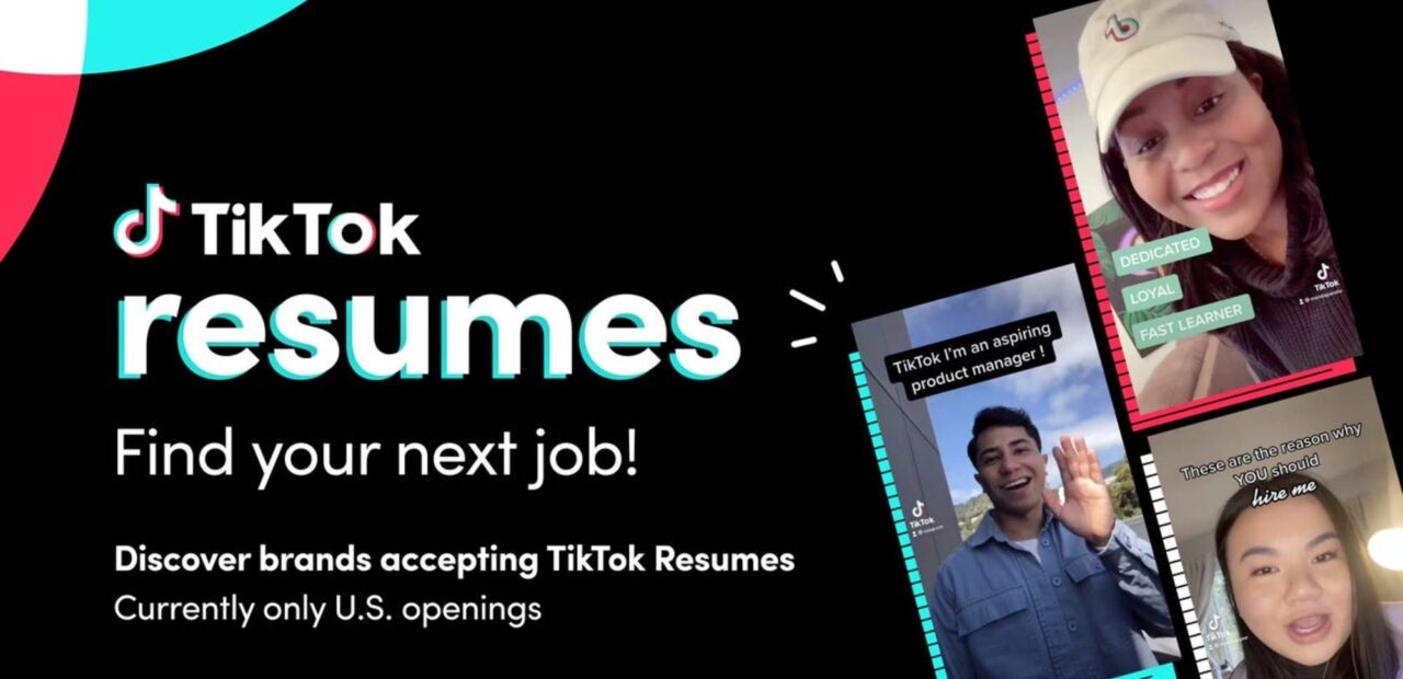 TikTok Resumes | Business Insider Mexico