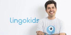 El fundador de Lingokids comenzó el proyecto creando juegos para su sobrina y ahora van camino de conquistar EU