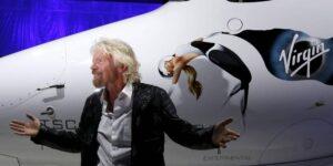 El multimillonario Richard Branson está listo para vencer a Jeff Bezos en llegar al espacio este domingo. Sus lanzamientos diferirán en 3 grandes aspectos.