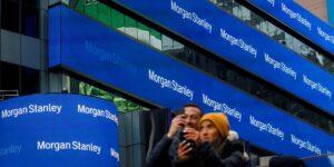 Hackers roban datos personales de clientes corporativos de Morgan Stanley tras ataque a uno de sus proveedores