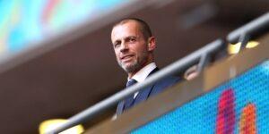 El presidente de la UEFA no volverá a apoyar una Eurocopa pancontinental