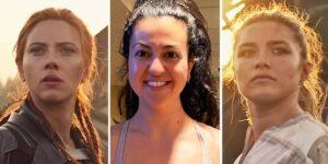 Probé las rutinas de entrenamiento de Scarlett Johansson y Florence Pugh —y Black Widow tiene la mejor