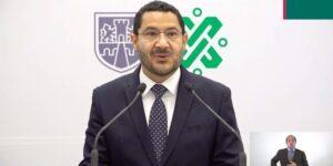 Sheinbaum nombra a Martí Batres como secretario de Gobierno de la Ciudad de México
