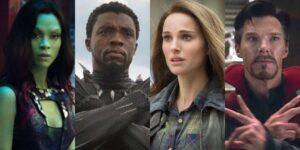 Estas son las 12 películas de Marvel que Disney está produciendo
