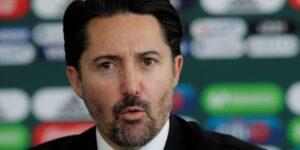 El nivel del arbitraje en la Concacaf preocupa Yon de Luisa, a presidente de FMF