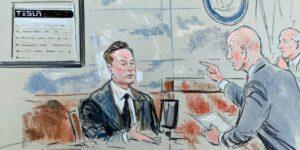 Elon Musk asegura en tribunal que Tesla 'moriría' si no fuese su CEO