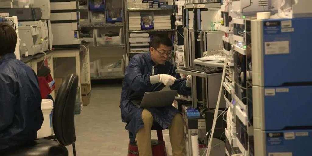 laboratorio Moderna