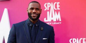 """LeBron James está """"extremadamente nervioso"""" por estar a la altura de Michael Jordan en la secuela de """"Space Jam"""""""