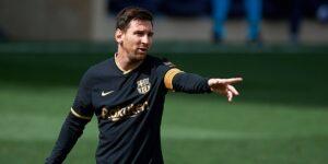 Lionel Messi firmará un nuevo contrato con el FC Barcelona por 5 años