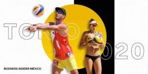 Voleibol de playa Juegos Olímpicos | Business Insider México