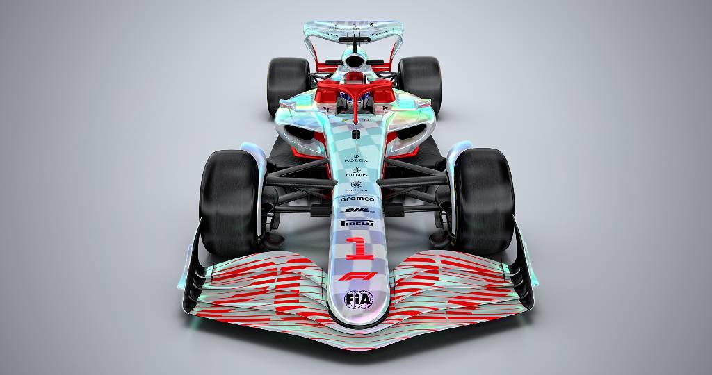 Fórmula 1 monoplaza