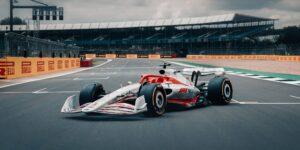 FOTOS: Así luce el nuevo monoplaza de la F1 —que iniciará una nueva era para el automovilismo en 2022