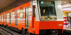 Metro de la CDMX frena servicio en Línea 6 por un tren atorado en las vías