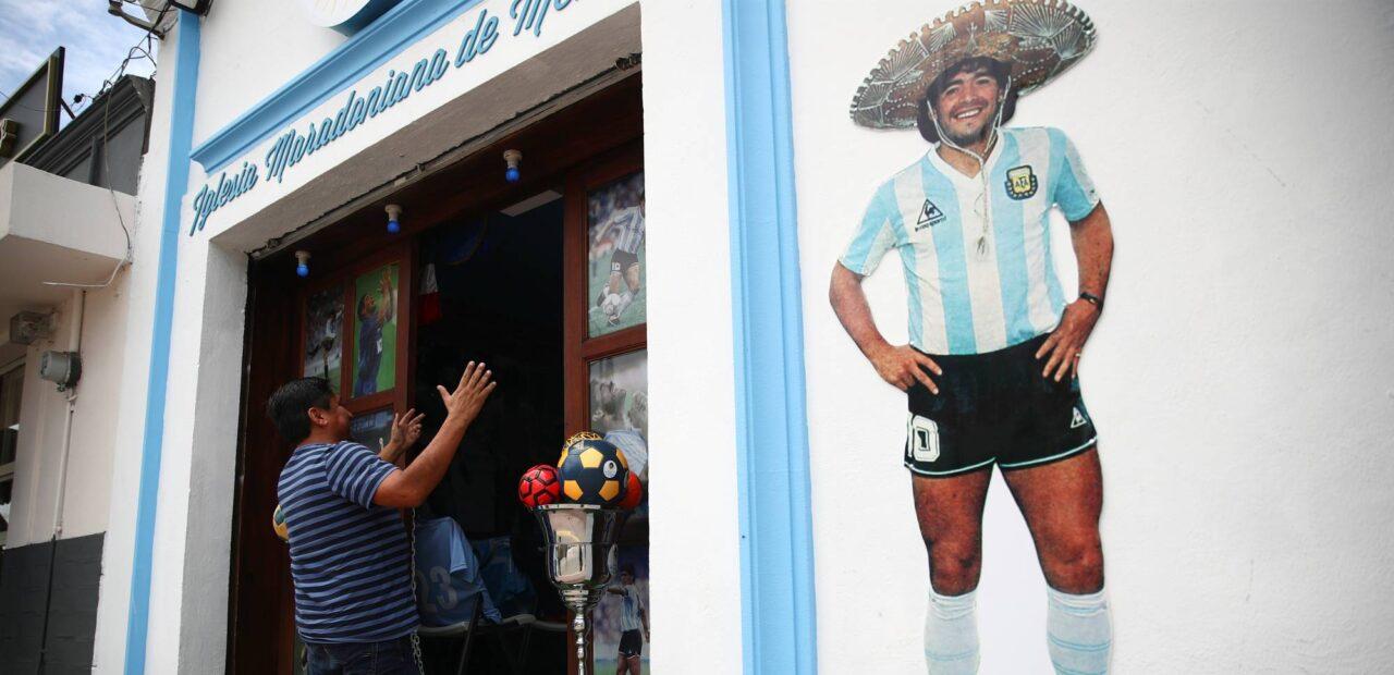 Iglesia Maradona   Business Insider Mexico