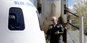 Un joven de 18 años reemplazará al ganador de la subasta de Blue Origin, y ahora viajará al espacio con Jeff Bezos
