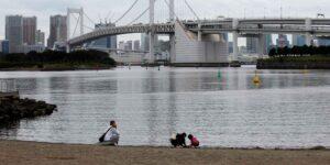 La sede de natación al aire libre de los Juegos Olímpicos «huele mal» y podría contener bacterias peligrosas, según expertos