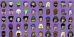 CryptoPunks: avatares pixelados que los ricos están comprando por millones de dólares