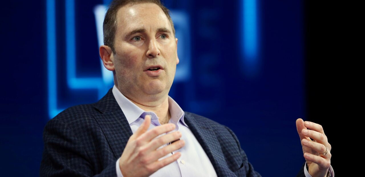 andy jassy amazon | Business Insider Mexico