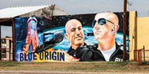 Ve en vivo cómo Jeff Bezos viaja al espacio en el primer vuelo tripulado de Blue Origin