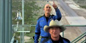 Jeff Bezos comparte su visión de vivir en colonias en el espacio —pero, ¿es esa la mejor manera de salvar a la raza humana?