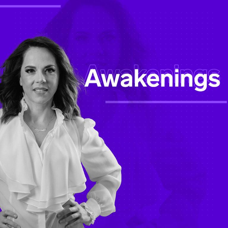 Gizehlle García Awakenings | Business Insider México