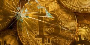 Bitcoin se ubica por debajo de los 30,000 dólares ante el repunte del Covid-19 —esto es 55% menos que su máximo histórico