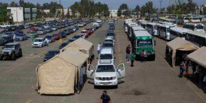 Estados Unidos extiende un mes más el cierre parcial de la frontera con México