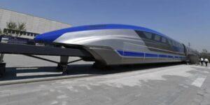 China está construyendo un tren de levitación magnética que llegará a los 600 kilómetros por hora y estará disponible en 5 a 10 años