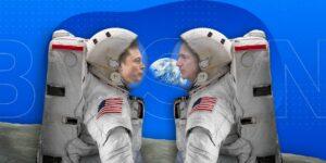 Jeff Bezos y Elon Musk quieren colonizar el espacio, pero sus planes tienen 6 grandes problemas