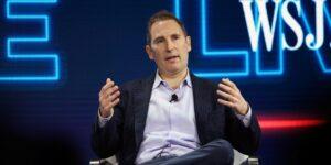 Con Andy Jassy como nuevo CEO de Amazon, estos 13 empleados son los de mayor poder en la empresa