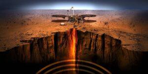 El módulo de aterrizaje InSight de la NASA acaba de dar a los científicos una mirada sin precedentes a las entrañas de Marte