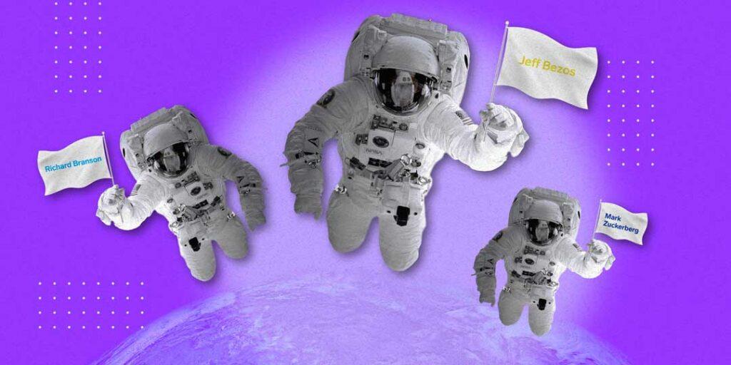 viajes al espacio | Business Insider México