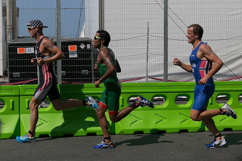 Triatlon olimpico, Crisanto Grajales | business Insider Mexico