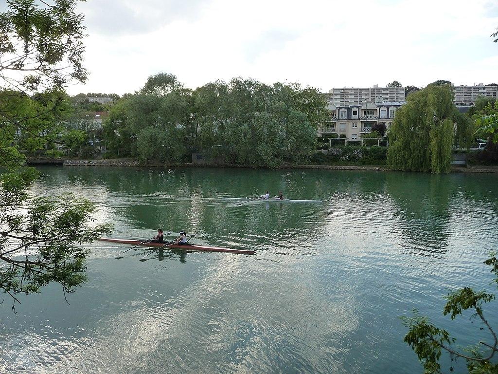 Triatlon rio Marne | Business Insider Mexico