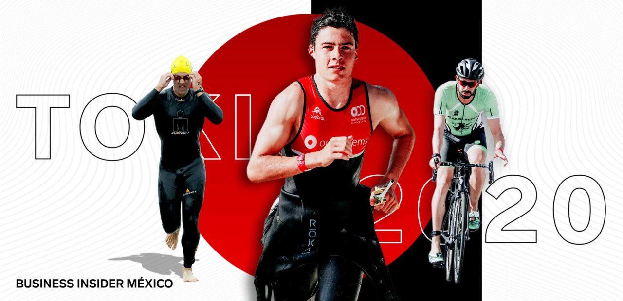 Triatlon olimpico Tokio 2020   Business Insider Mexico