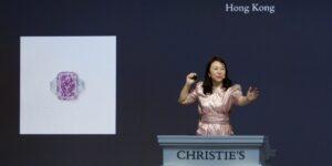 Christie's cuadruplica su superficie de galerías en Hong Kong —Asia representa más de 1,000 mdd de sus ventas globales solo en el primer semestre
