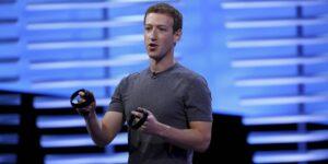 Mark Zuckerberg no es un astronauta, por lo que está lanzando Facebook a un universo de realidad virtual