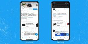 Twitter probará una nueva función para realizar compras desde los perfiles de marcas