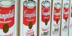 Pop art en NFT —Blondie lanzará uno sobre Andy Warhol