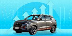 Las automotrices chinas tienen un bajo perfil en el mercado mexicano, pero sus ventas van en ascenso