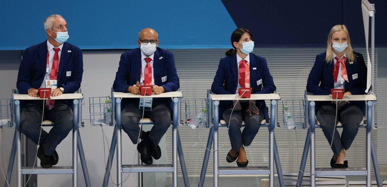 jueces olímpicos   Business Insider Mexico