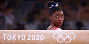 Simone Biles reveló que su tía murió solo 2 días antes de su regreso olímpico