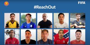 FIFA lanza la campaña #ReachOut para mejorar la salud mental de los jugadores y aficionados del futbol