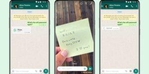 WhatsApp lanza función de fotos y videos que desaparecen