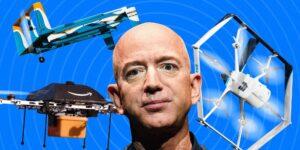 Amazon despidió a gran parte del equipo que trabajaba en su proyecto secreto de drones repartidores, revela un informe
