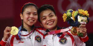 5 vacas, un departamento, un terreno, teléfonos y café gratis para siempre: 2 campeonas olímpicas de Indonesia recibirán algo más que medalla y dinero