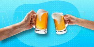 Entre los grandes productores de cerveza, la industria artesanal se abre paso con 1,207 unidades en México