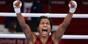 Una boxeadora de la India, ganadora de una medalla de bronce, obtendrá uno de los premios más extraños de los Juegos Olímpicos: un camino pavimentado para su aldea
